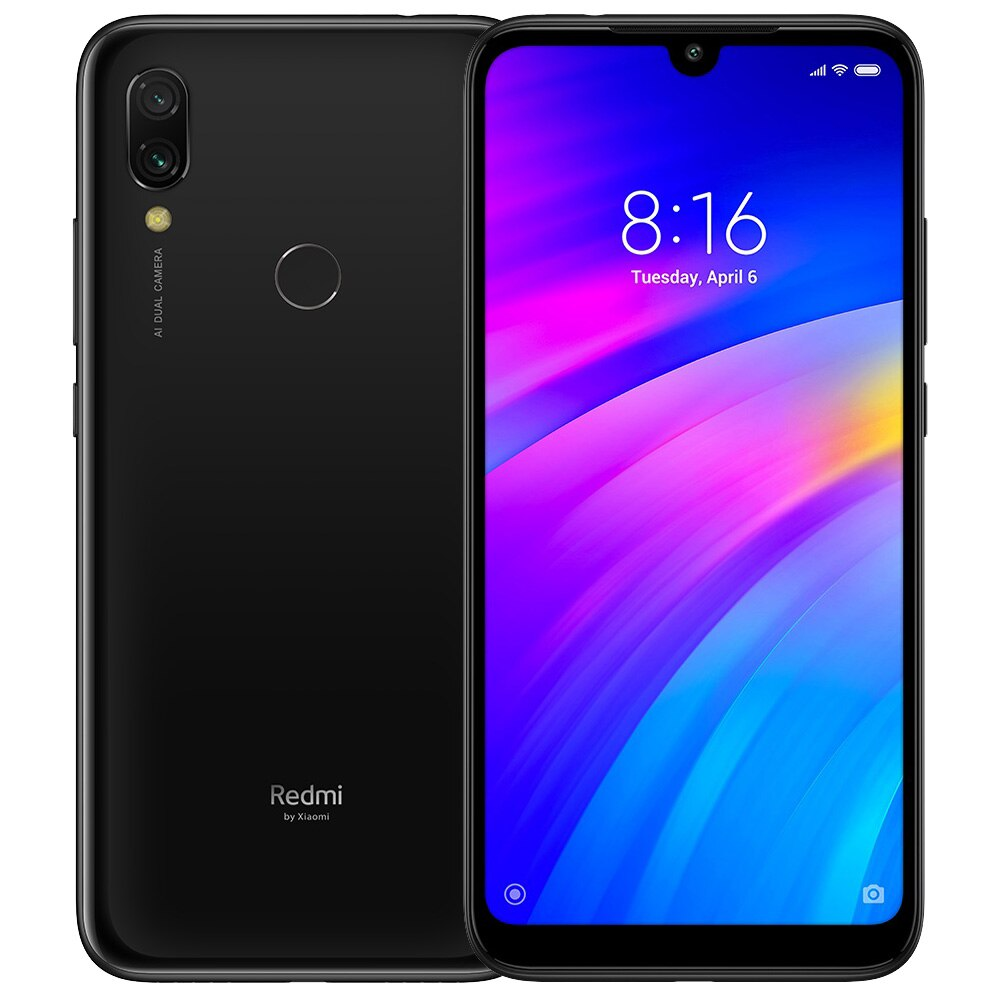 Legend Coupon xiaomi-redmi-7-3gb-64gb-global-version-smartphone-android-9-0-octa-core-3900mah-battery-fingerprint-sensor-face-id-mobile-phone Smart phone